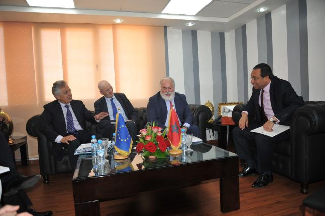 Visit by Miguel Arias Cañete, Member of the EC, to Algeria and Morocco
