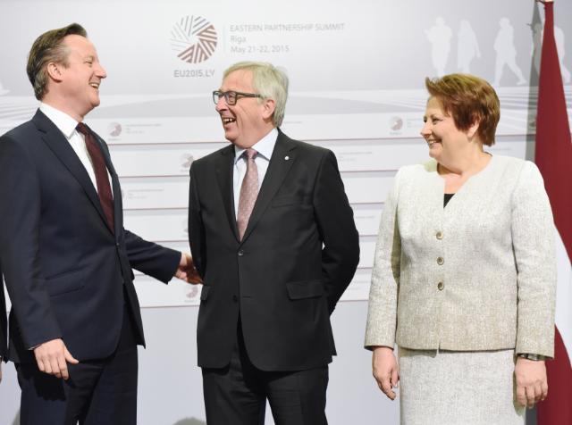 Sommet du Partenariat oriental 2015