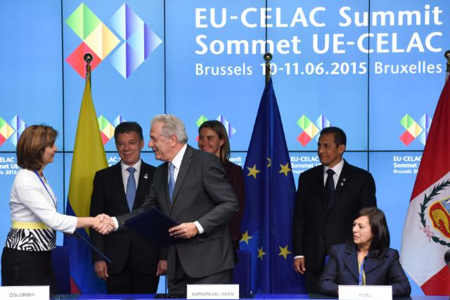 EU/CELAC Summit