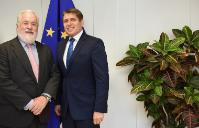 Visit of Markus Beyrer, Director General of BusinessEurope, to the EC