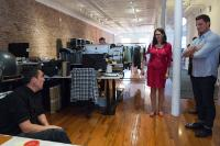 Visit of Cecilia Malmström, Member of the EC, to the United States