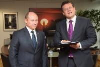 Visit of Valeriu Streleț, Moldovan Prime Minister, to the EC