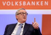 Participation of Jean-Claude Juncker, President of the EC, in the Business Forum for German local cooperative banks