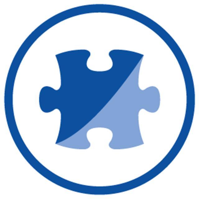 Ten symbolic icons for the ten priorities of #teamJunckerEU