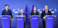 Visit of Morgan Johansson, Inger Støjberg and Ole Schröder to the EC