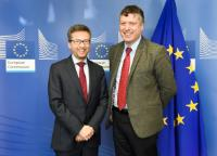 Visit of Ciarán Devane, Chief Executive of the British Council, to the EC
