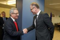 Visit of Evarist Bartolo, Maltese Minister for Education and Employment, to the EC