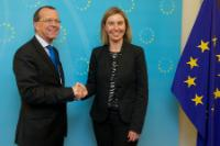 Visit of Martin Kobler, Special Representative and Head of the United Nations Support Mission in Libya, to the EC