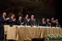 Visit of Dimitris Avramopoulos, Member of the EC, to Parma, Italy