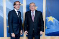 Visit of Alexander Dobrindt, German Federal Minister for Transport and Digital Infrastructure, to the EC