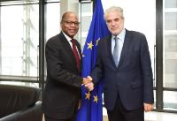 Visit of Mohamed Ibn Chambas, Special Representative and Head of the United Nations Office for West Africa (UNOWA), to the EC
