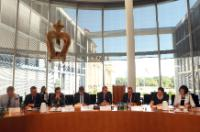 Visit of Johannes Hahn, Member of the EC, to Germany