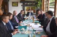 Visite de Phil Hogan, membre de la CE, en Slovénie