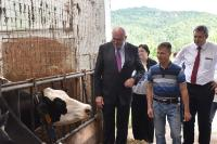 Visit of Phil Hogan, Member of the EC, to Slovenia