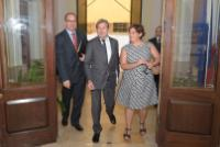 Visit of Johannes Hahn, Member of the EC, to Malta