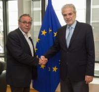 Visit of Ioannis Mouzalas, Greek Alternate Minister for Migration, to the EC