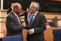 Participation of  Jean-Claude Juncker, President of the EC, in the Conference of Presidents