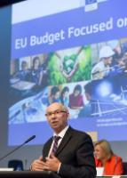 Participation de Kristalina Georgieva, vice-présidente de la CE, et Corina Creţu, membre de la CE, à la conférence 'Un budget européen axé sur les résultats'
