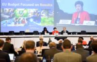 Participation of Kristalina Georgieva, Vice-President of the EC, and Corina Creţu, Member of the EC, in the 'EU Budget Focused on Results' conference