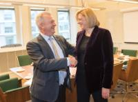 Visit by Corina Creţu, Member of the EC, to Sweden