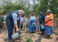 Visit of Christos Stylianides, Member of the EC to Malawi