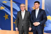 Visit of Ryszard Petru, Leader of the political party 'Nowoczesna', to the EC