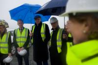 Visit by Phil Hogan, Member of the EC, to Ireland