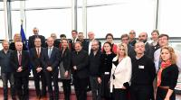 Tibor Navracsics, Member of the EC, participates at the European Festivals Association Round Table