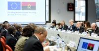 Participation of Karmenu Vella, Member of the EC, in the EU/Angola Annual Ministerial Meeting on Maritime Security