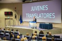 Award ceremony of the 'Juvenes Translatores' 2017 translation competition