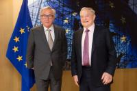 Visit of George Soros, Founder and Chairman of the Open Society Foundations, to the EC