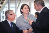 Participation of Karmenu Vella and Violeta Bulc, Members of the EC, in the opening of the exhibition 'The Bee World'
