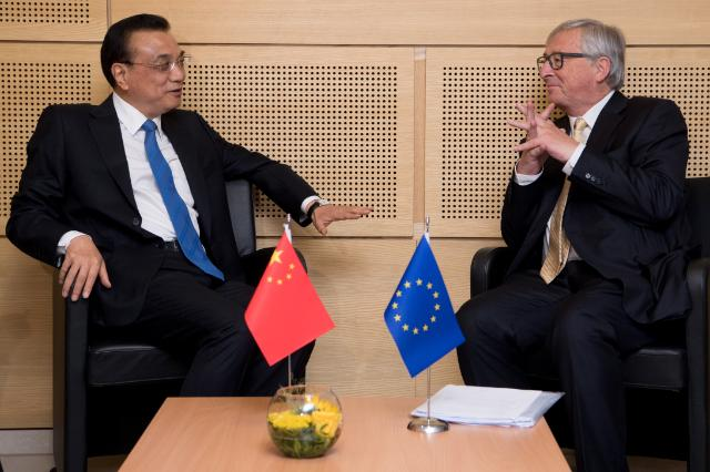 12th EU/China Business Summit 'Strengthening the pillars of global trade and investment'