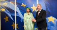 Visit of Amina J. Mohammed, Deputy Secretary General of the United Nations, to the EC