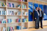 Visit of Gianni Pittella, Chair of the Group of the Progressive Alliance of Socialists and Democrats (S&D Group) of the European Parliament, to the EC