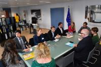 Participation of Frans Timmermans, First Vice-President of the EC, at the