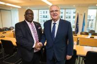 Visit by Neven Mimica, Member of the EC, to the USA