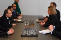 Visit of Gebran Bassil, Lebanese Minister for Foreign Affairs and Emigrants