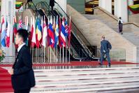 13e réunion ASEM, Nay Pyi Daw: coulisses