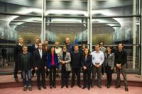 Visit of the EU Digital Champions, to the EC