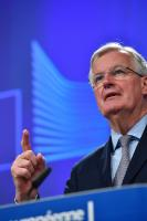 Press conference of Michel Barnier, Chief Negotiator in charge of the Preparation and Conduct of the Negotiations with the United Kingdom under Article 50 of the TEU