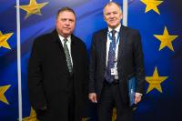 Visit of Blairo Maggi, Brazilian Minister for Agriculture, Livestock and Food Supply, to the EC