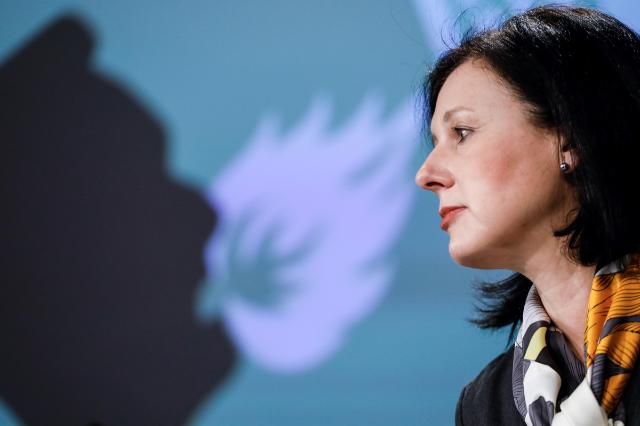 Statement by Vĕra Jourová, Member of the EC, on the results of the 3rd monitoring of the online hate speech code of conduct