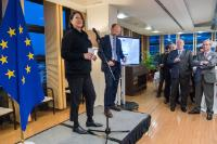 Participation of Violeta Bulc, Member of the EC, at the event 'From Maritime Transport Year (2017) to the Year of Multimodal Transport (2018)'