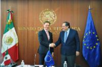 Visit by Jyrki Katainen, Vice-President of the EC, to Mexico