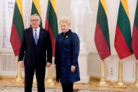 Visit by Jean-Claude Juncker, President of the EC, to Lithuania