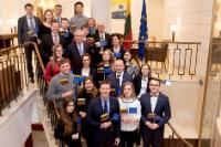 Visit of Jean-Claude Juncker, President of the EC, to Lithuania
