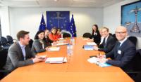 Visit of Kent Walker, Senior Vice-President and General Counsel of Google, to the EC