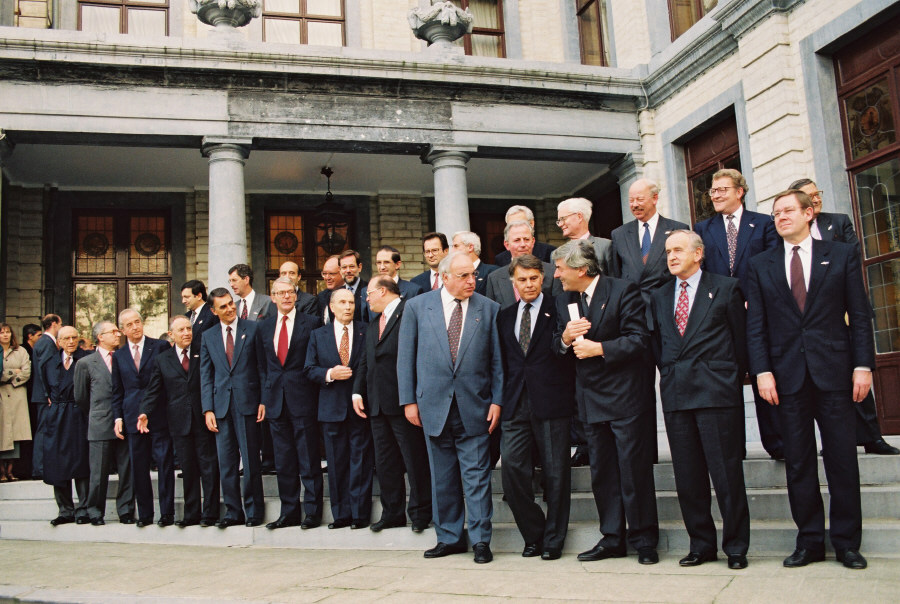 Brussels Extraordinary European Council, 29/10/1993