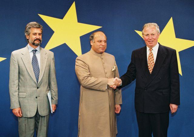 Visit by Muhammad Nawaz Sharif, Pakistani Prime Minister, to the EC